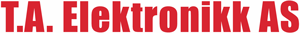 T_A_-Elektronikk-AS-logo